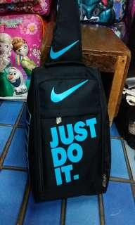 Waist Bag Nike Just Do It Hitam