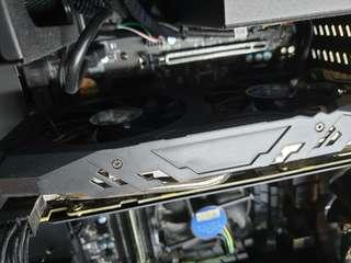 🚚 撼訊rx 580 8g oc 顯示卡 106/07/23 原價屋購入