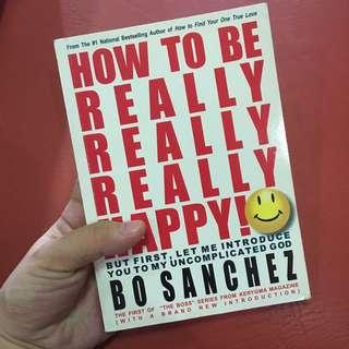 How to be really really happy book