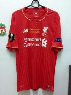 Liverpool FC Home Kit 2015/16