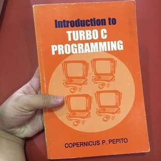Turbo C Programming Book