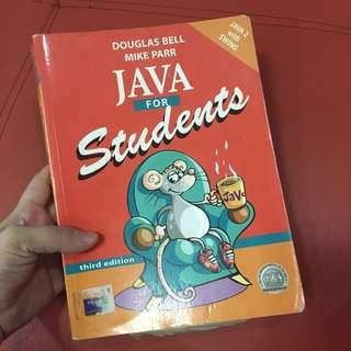 Java for students book