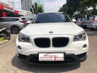 BMW X1 Sdrive 2,0 Diesel Panoramic White 2013