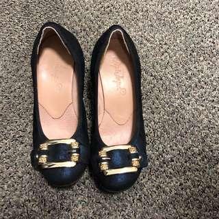 JipiJapa Navy heels