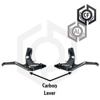70g TRP ML940 Carbon Brake Levers - Ultra Light (1 Pair)