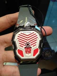 DAUMIER X JUSTUCE LEAGUE X IRONMAN手錶