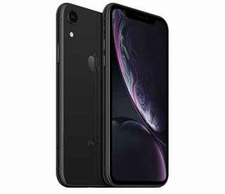 Kredit Apple iPhone XR 128GB Dual Sim Black Bisa Bunga 0%