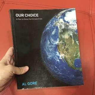 Our choice- Plan to solve climate crisis