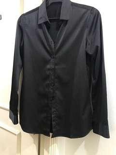 SALE Silk Long sleeves USED ONCE
