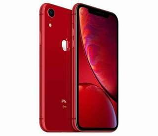 Kredit Apple iPhone XR 128GB Dual Sim Red Bisa Bunga 0%
