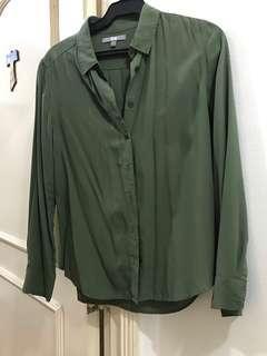 SALE UNIQLO Rayon Long sleeves