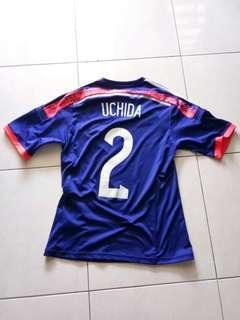 Japan Original Jersey Uchida 2