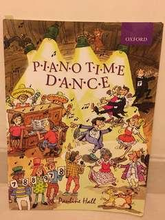 Oxford Piano Time Dance Pauline Hall