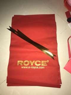 Royce gift bags