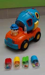 Educational Toy Truck