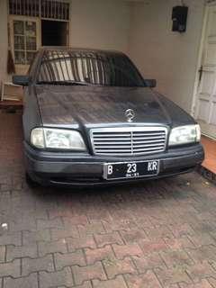 Mercedes Benz C200 A/T 1996