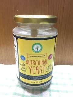 (Preloved) Nutritional Yeast - Penyedap Makanan Mpasi