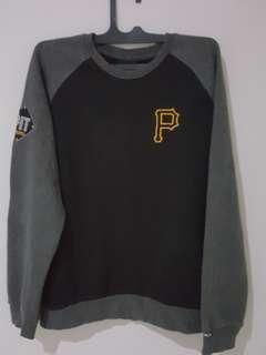 MLB Pirates Pittsburg Crewneck