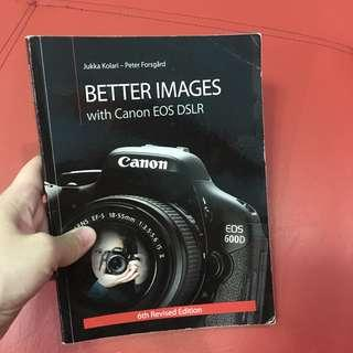 Better Images with Canon DSLR