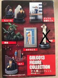 GOLGO13 figure collection furuta