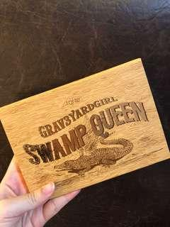 READY STOCK TARTE SWAMP QUEEN