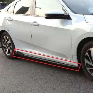Honda Civic Side Diffuser Lips