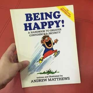 Being Happy Book