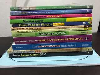 SPM PT3 Reference Book BAHASA MALAYSIA BM BUNDLE