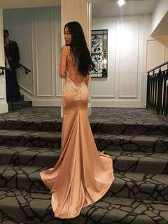 RENT custom made formal dress