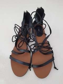 (BN) Mango gladiator sandal - Brand New