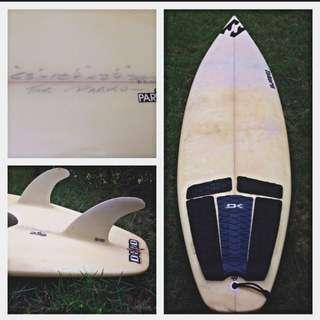 DHD Joel parkinson Surfboard