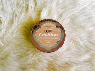 L'oreal Lumi Foundation in 3.5 (Classic Buff)