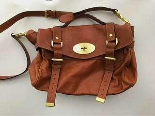 💯% authentic Mulberry Alexa Bag medium