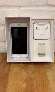 🚚 iPhone 8 64G 完美無傷 全新配件 電池100%已過保