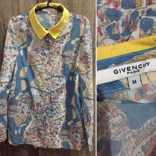 GIVENCHY button down