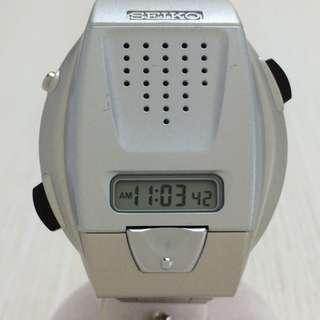 Seiko A860 Rare Talking Watch