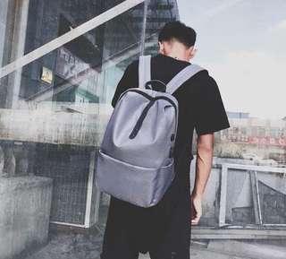 極簡風格 無印至上 潮流經典後背包