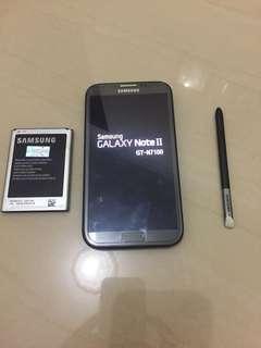 Samsung Note 2 ex Sein resmi