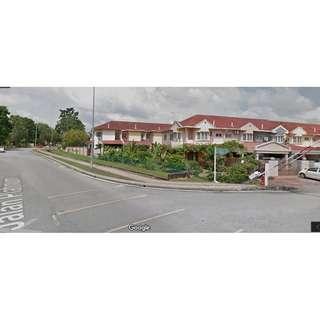 Corner Lot 2 Storey terrace Section 7 Shah Alam