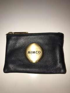 [REDUCED] MIMCO CLASSIC POUCH