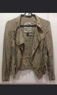 Mango Khaki Jacket