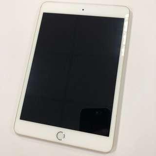 [Like New!] iPad Mini 3, 16GB Cellular + Wifi, Gold colour