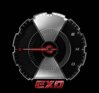 EXO Album Vol.5 [DON'T MESS UP MY TEMPO] (Vivace Ver.) (Limited Edition)