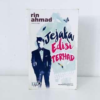 Jejaka Edisi Terhad - Rin Ahmad