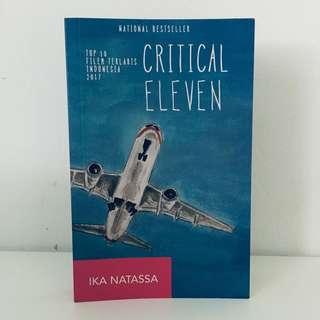 Critical Eleven - Ika Natassa
