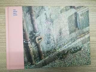 (WTS FAST) BTS YOU NEVER WALK ALONE ALBUM (pink version)