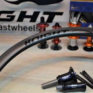 Knight Composites Hand Built 35mm Carbon Tubular