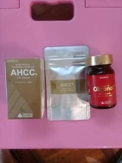 AHCC immune system booster
