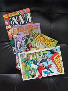 Marvel/Image/Malibu Comics