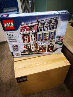 Lego 10218 Pet Shop 全新靚盒 最後一盒